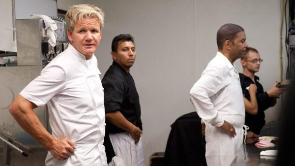 Park's Edge | Ramsay's Kitchen Nightmares | BBC America