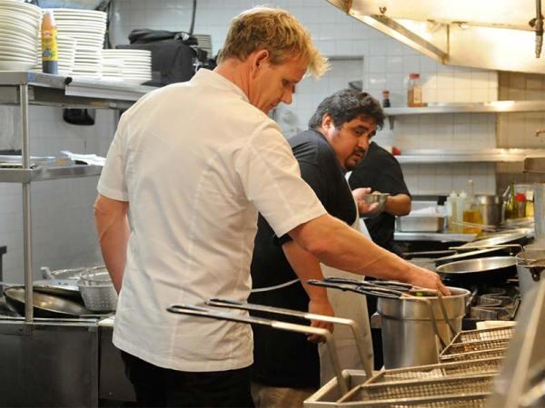 Chiarella's | Ramsay's Kitchen Nightmares | BBC America