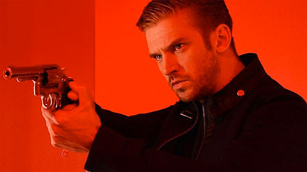 Image result for the guest dan stevens