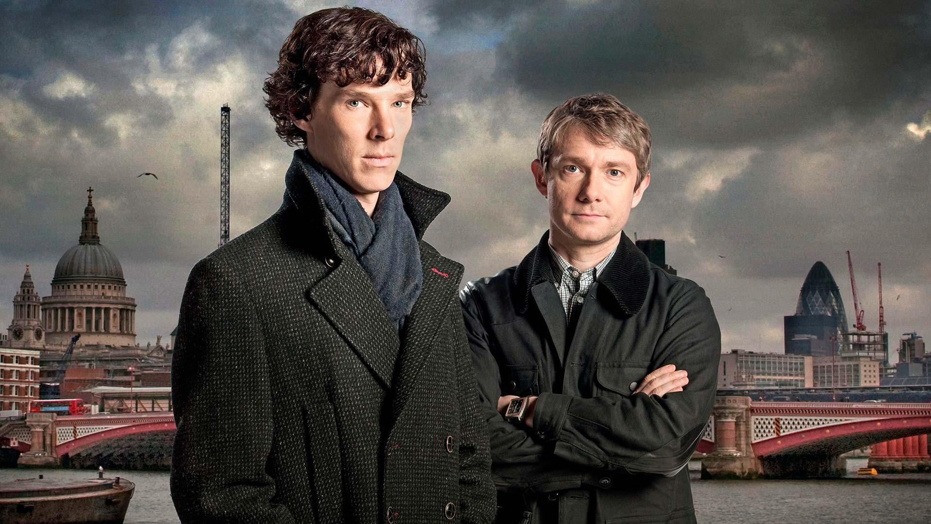 Image result for BBC sherlock