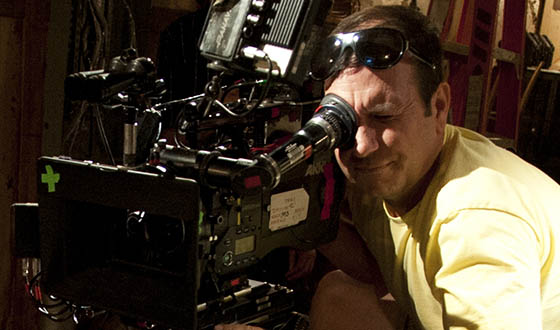 Dispatches from the Set � Mike Satrazemis (Director of Photography)