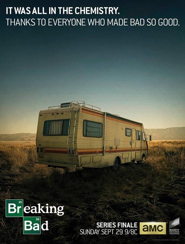 Blogs - Breaking Bad - Breaking Bad Series Finale Poster ...