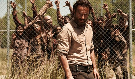The Walking Dead Season 4 airs Sunday Oct. 14 on AMC.