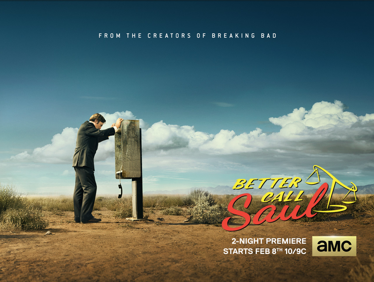 'Better Call Saul' advertising