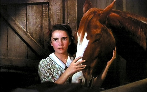Image result for liz taylor and the pie in national velvet