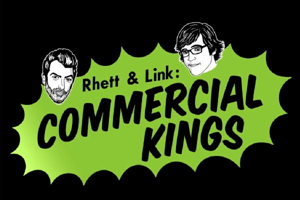 Image result for rhett and link commercial kings