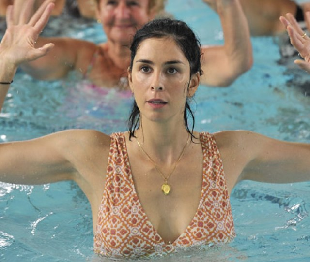 Sarah Silverman Comments On Baring All For Take This Waltz
