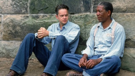 The Shawshank Redemption, nu te streamen op Netflix België
