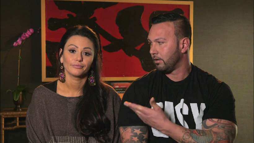 Image result for jwoww and roger