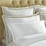 Pillow Sham Euro Pillow Shams Bedding Accessories Bed And Bath Linens Open Catalog American Hotel Site
