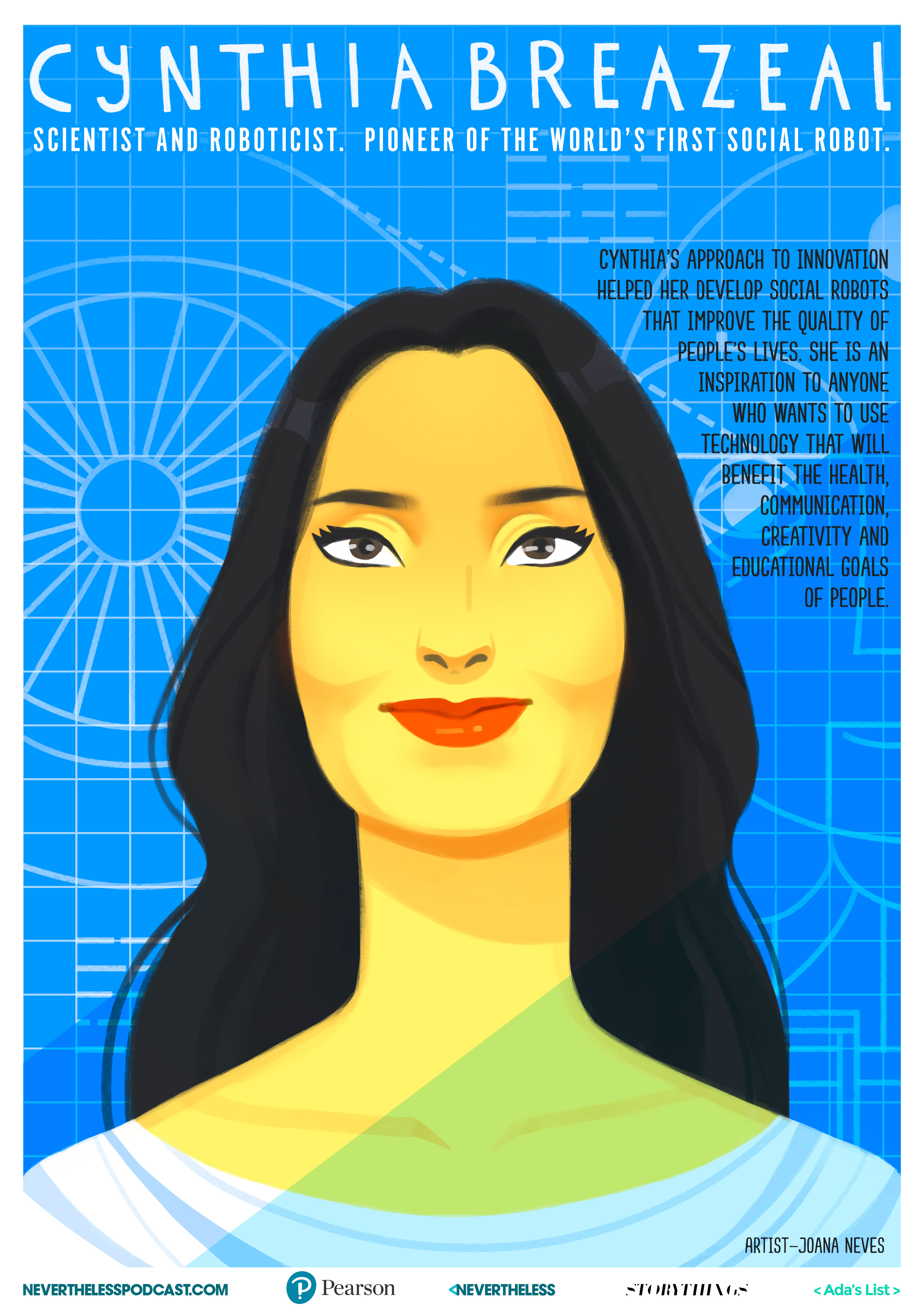 Free Posters Celebrating Women Role Models In Science
