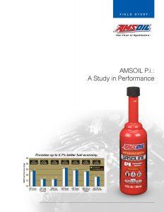 Amsoil P.I. Field Study G2543