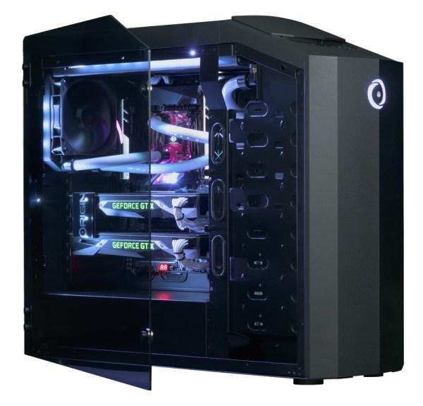 ORIGIN PC Intros Next-Gen Customizable Desktops: Genesis ...