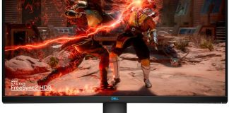 Dell Rolls Out 32-Inch QHD Curved Gaming Monitor (S3220DGF): Up To 165Hz with FreeSync 2