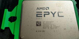 AMD's New 280W 64-Core Rome CPU: The EPYC 7H12