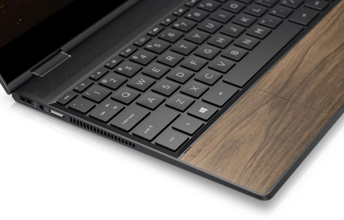 HPs Envy x360 13 Wood Edition w/ AMD Ryzen Now Available