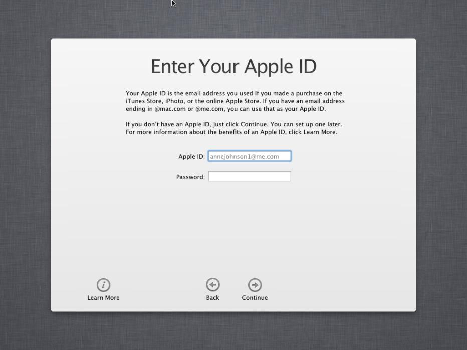Lion AppleID - Falha permite que senha de ID Apple seja resetada apenas com email e data de nascimento