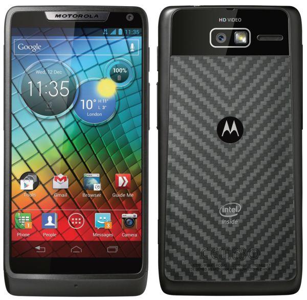 Motorola's RAZRi