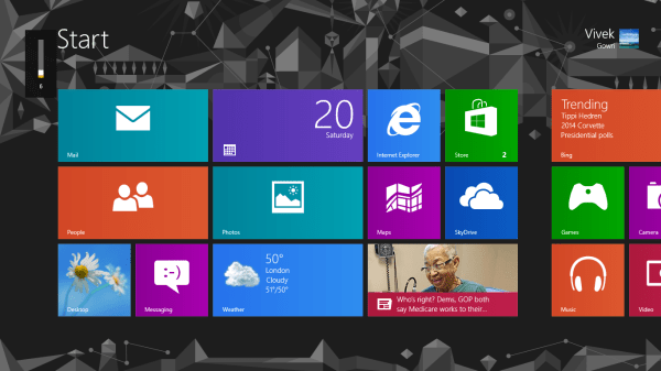 User Interface, Gestures, and Multitasking - The Windows ...