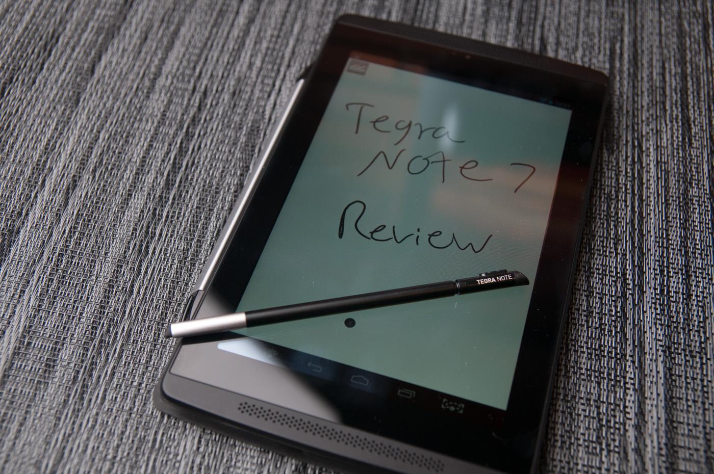 Tegra Note 7