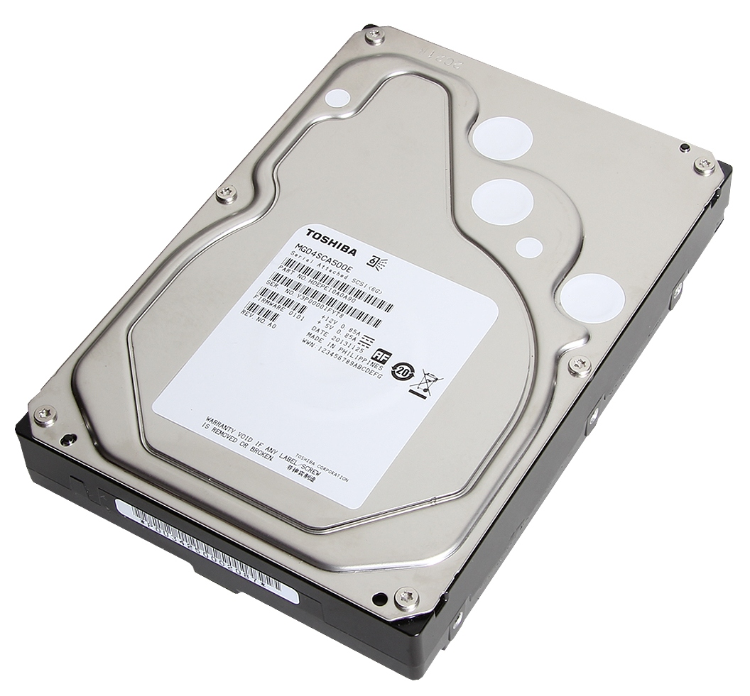 PC,Toshiba,5TB,hard,drive,storage,rig