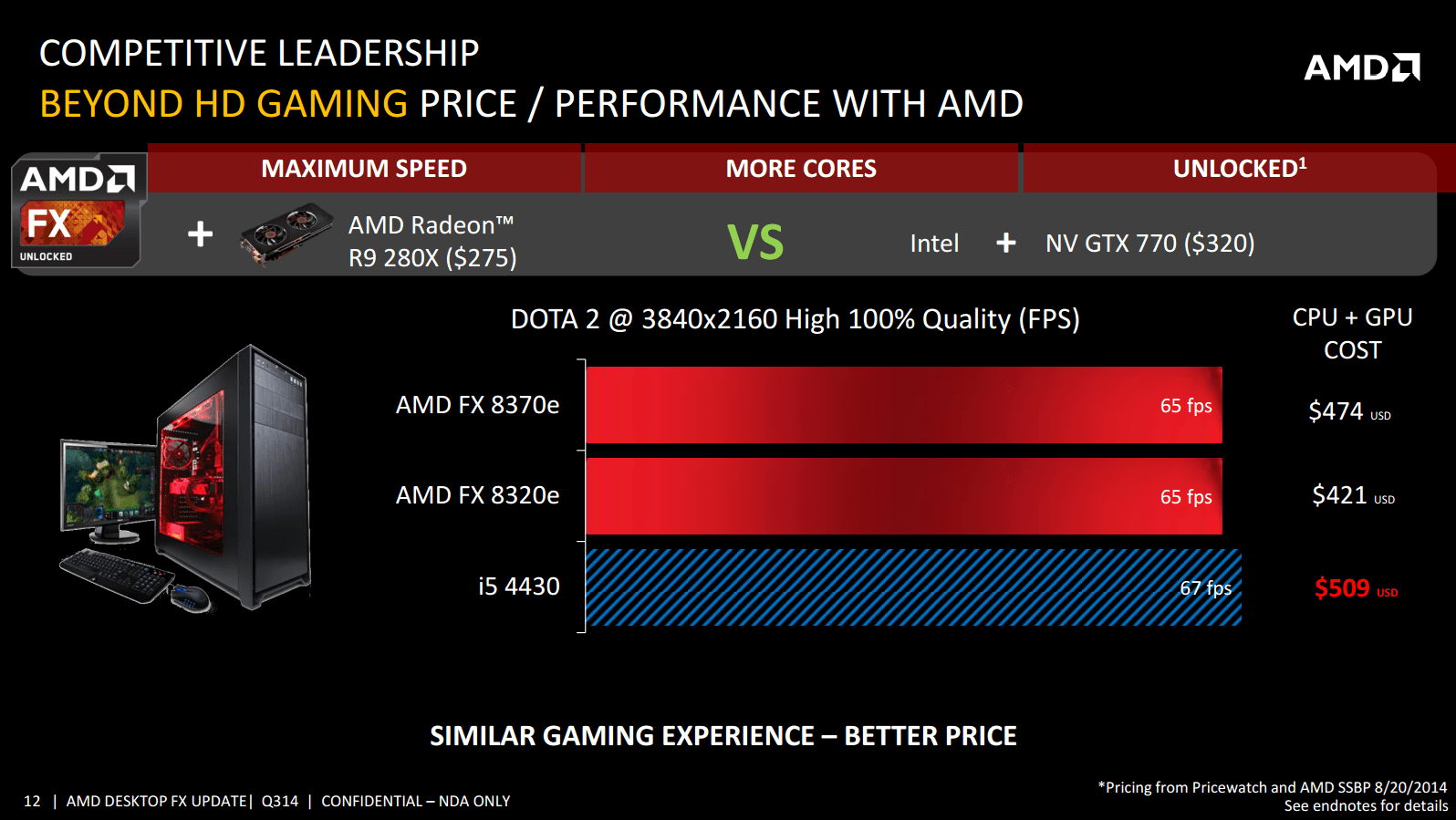 Amd Fx E Cpu Review Vishera Down To 95w Price Cuts