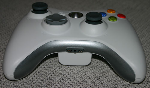 The Xbox 360 Wireless Controller Xbox 360 Up Close