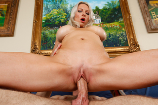 Emma Starr & Joey Brass in My Friend's Hot Mom - Naughty America - Sex Position #9