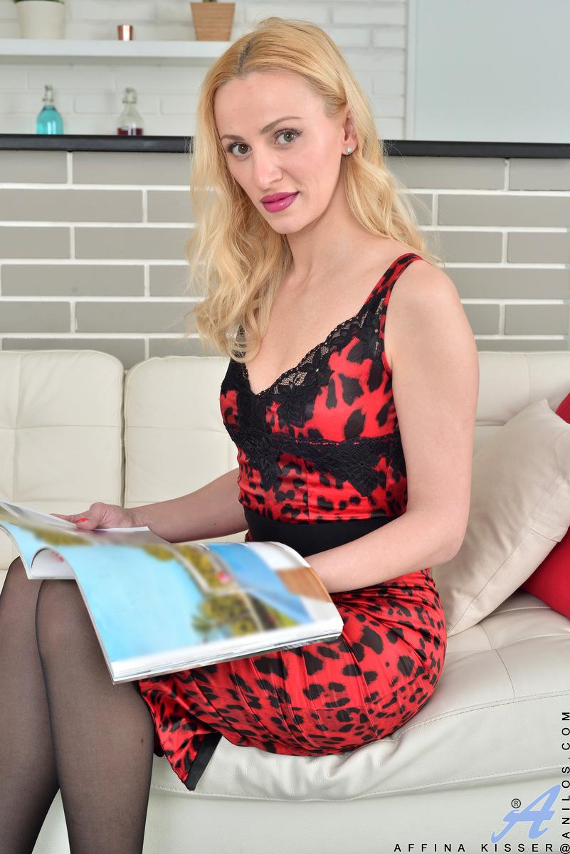Anilos.com - Affina Kisser: Toy Pleasure