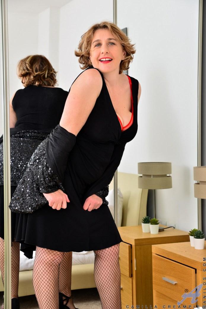 Anilos.com - Camilla Creampie: Busty Camilla
