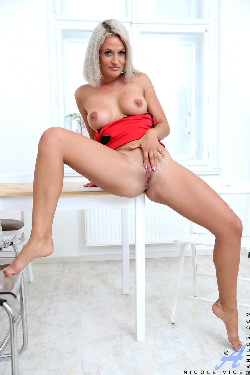 Anilos.com - Nicole Vice: Red Hot Milf