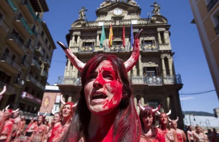 Â¡Vamos a Pamplona a exigir el fin de las corridas de toros!