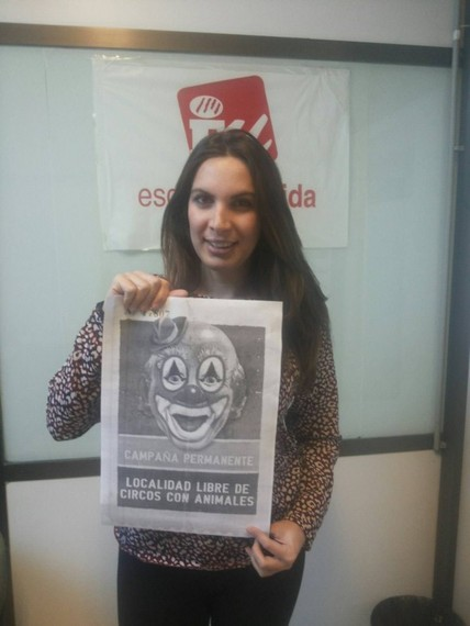 Sant Joan (Alicante) se declara municipio libre de circos con animales
