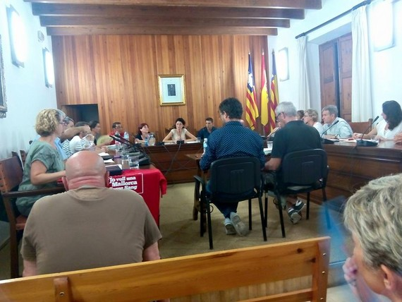 Son Servera 19º  municipio mallorquín que pide el fin de la tauromaquia en Baleares