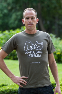 AnimaNaturalis Camisa Hombre