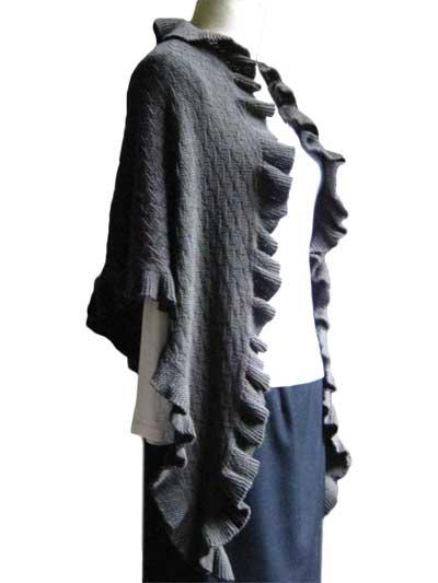 Cambridge Shawl Knit Pattern
