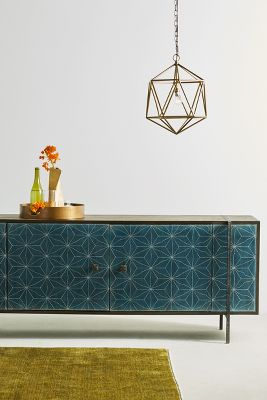 Boro Star Console Anthropologie