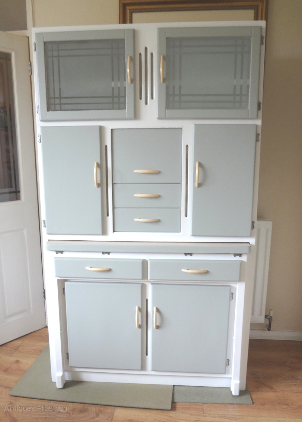 Best Kitchen Gallery: Antiques Atlas Kitchen Larder Cabi 1950s of 1950s Kitchen Cabinets on rachelxblog.com