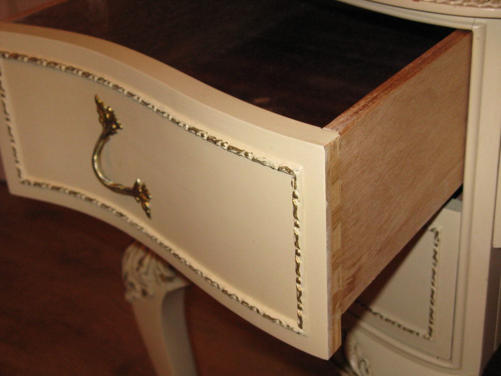 Antiques Atlas Louis Dressing Table Amp Stool