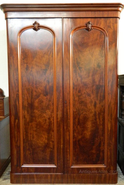 Large Wooden Wardrobe Sale