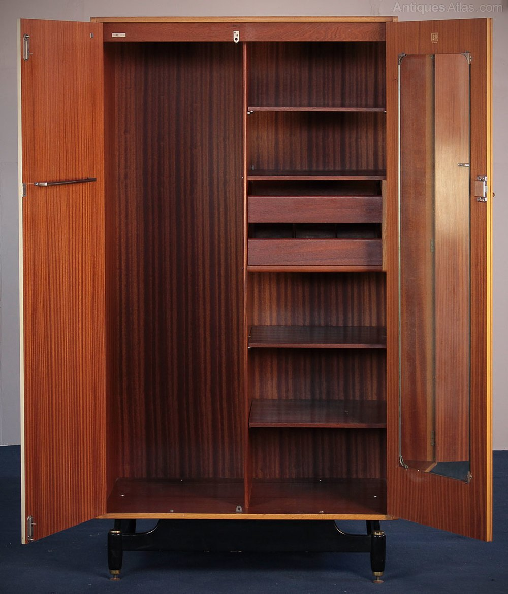 Antiques Atlas Mid Century Modern Bedroom Suite By G Plan
