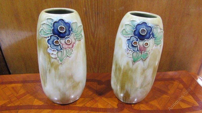 Antique Royal Doulton Vases Download Wallpaper Full Wallpapers