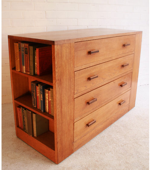 Bookcase Shelves And Drawers