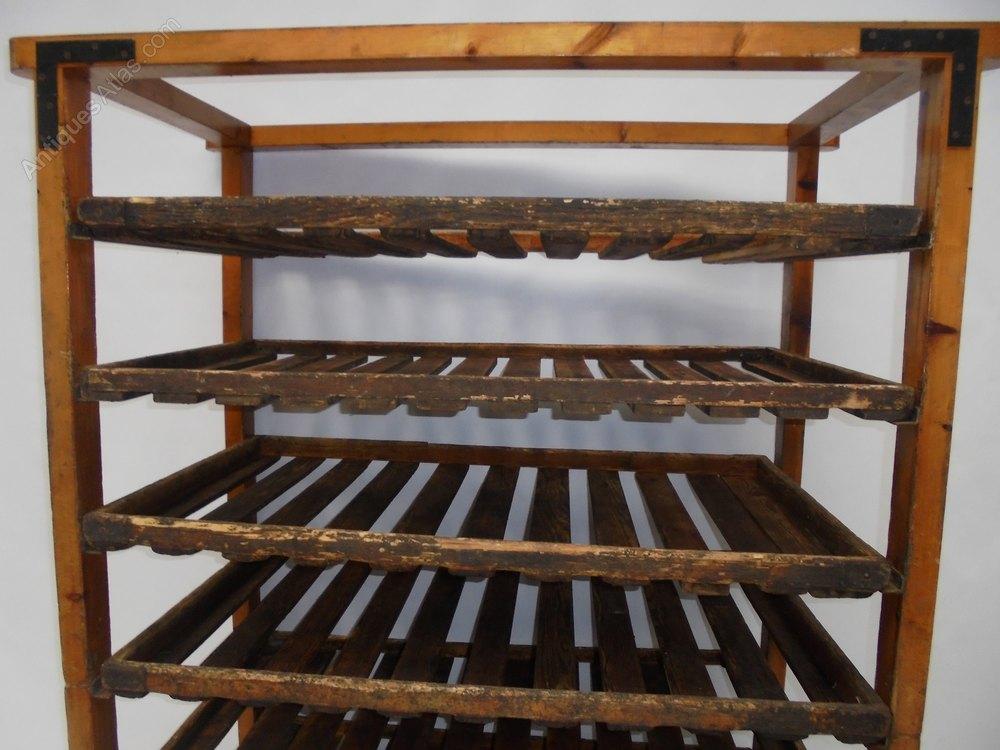 Pine Bakers Rack Antiques Atlas