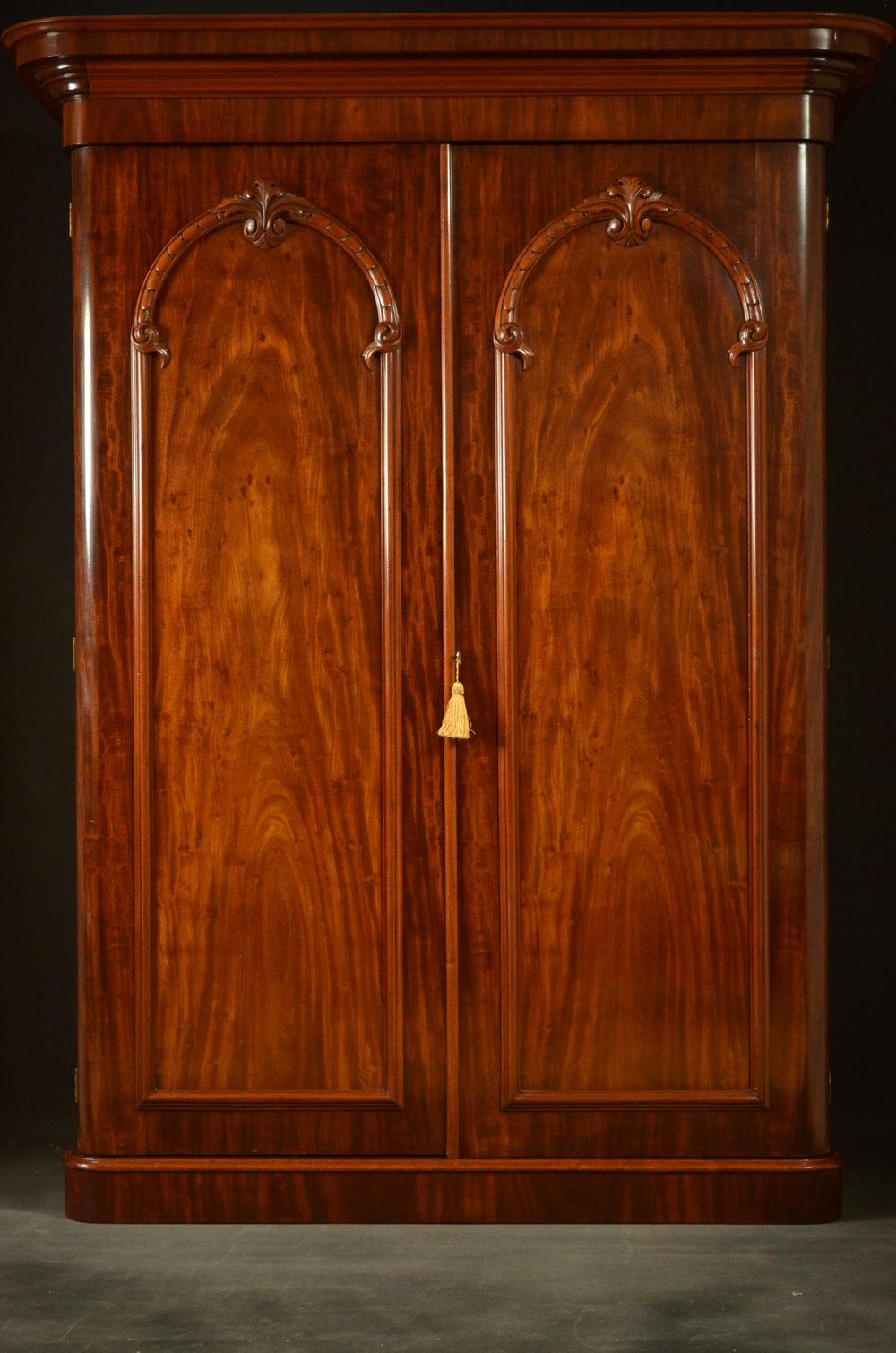 Antique Victorian Armoire