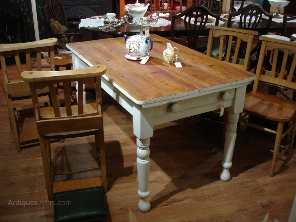 High Top Dinner Table