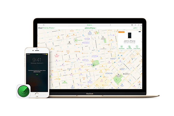 Official Apple Support Turn on Find My iPhone  iPad  and Mac