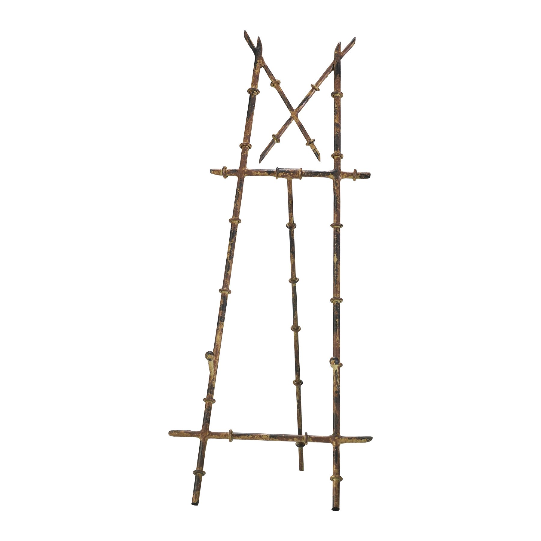 Cyan Design Bamboo Metal Easel Cn