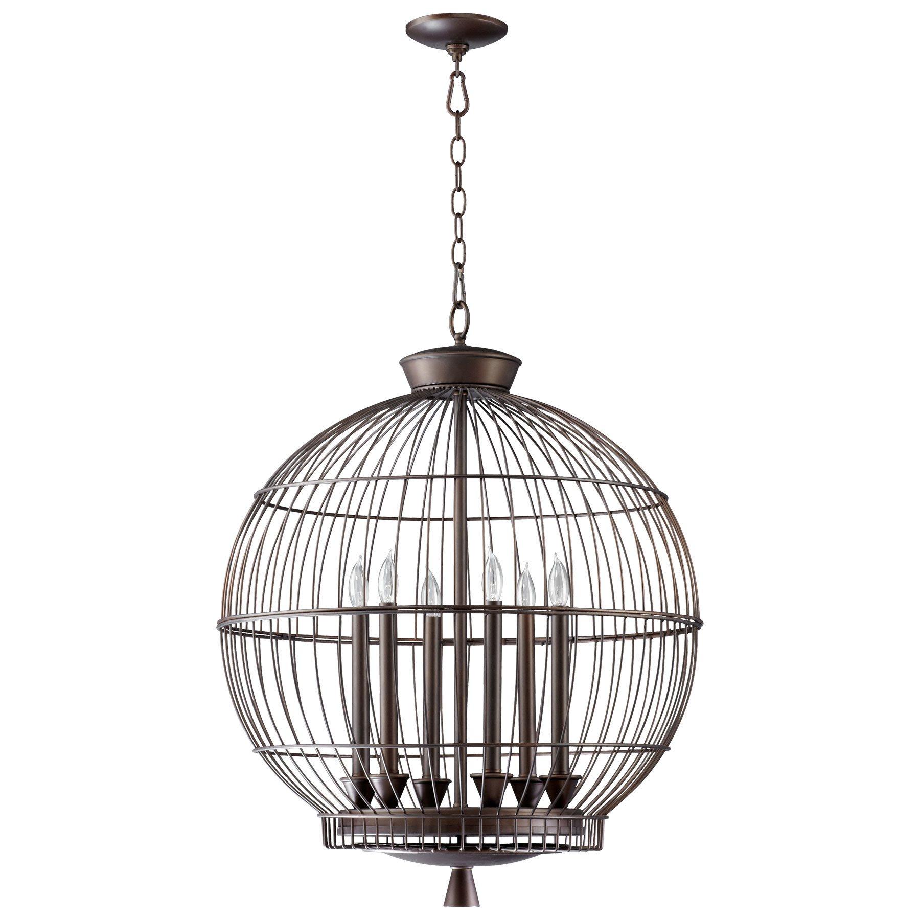 Cyan Design Bird Cages Hendricks Transitional Foyer