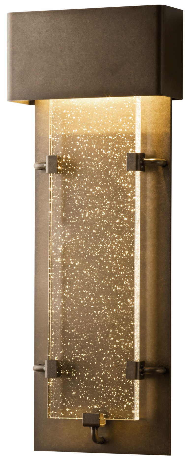Hubbardton Forge 302501 Ursa LED Modern / Contemporary ... on Modern Outdoor Sconce Lights id=29159